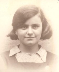 Monica aged 11