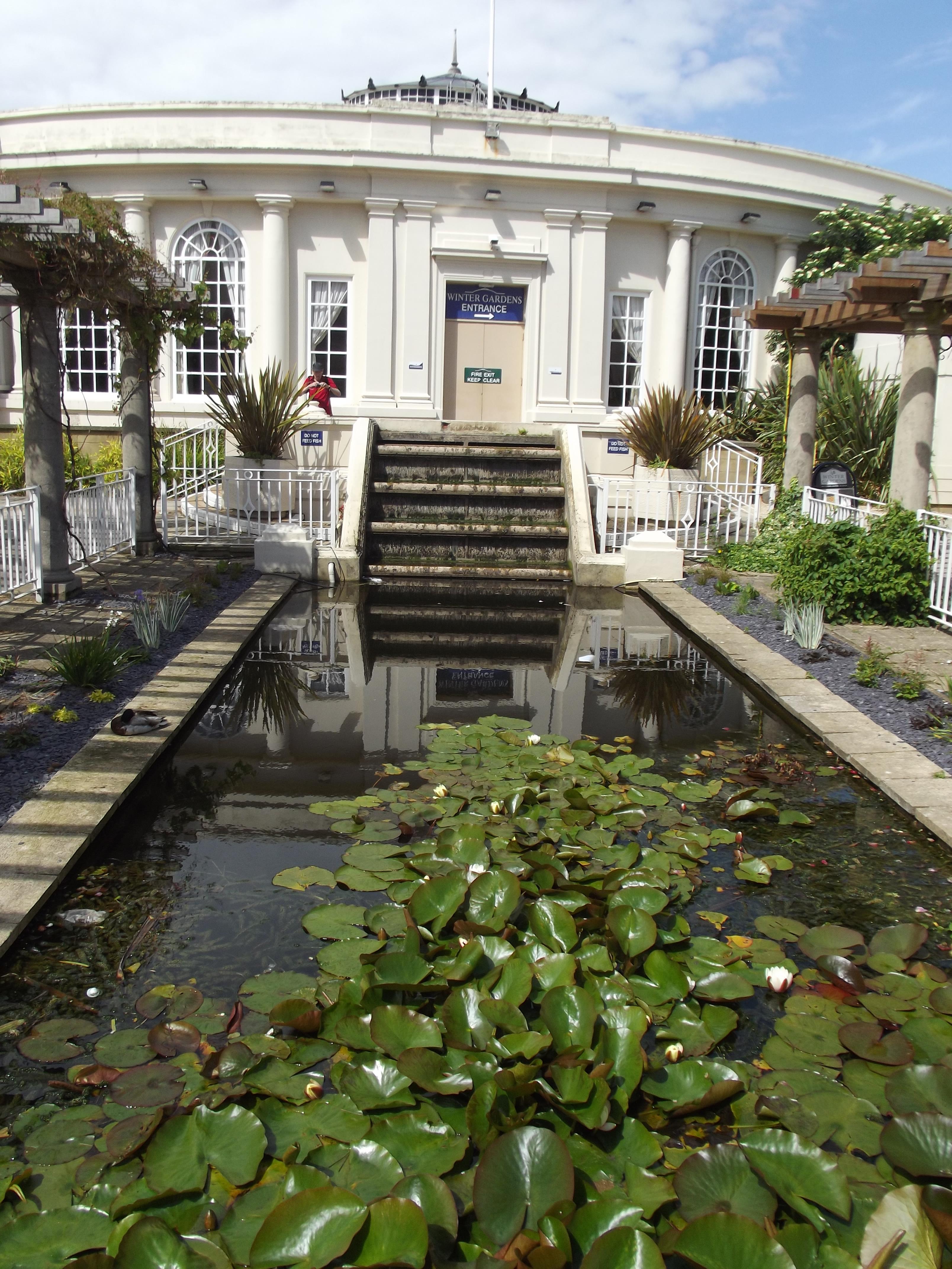 weston super mare winter gardens home decorating interior