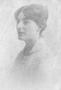 My grandmother, Ida Walford