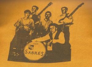 Souvenir sweatshirt...Geoff, Chris, Bari, Mick, Guy