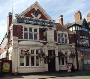 It was a Greenhall Whitley pub when I used to drink there (the brewery)